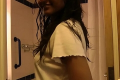 Indian Teen Divya Shaking Hot There in Shower