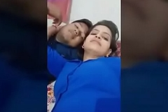 New married Indian tolerant fuck by her boss after duty