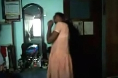 Youthful Telugu Girl Makes Strip Video For Boyfriend