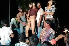 Telugu widely applicable nude dance