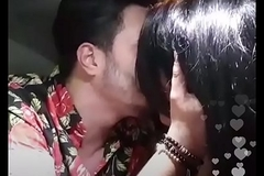 Instagram @tonycolombotv .... kissing his girlfriend regarding car live mms excrement