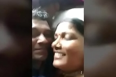 Desi mom fuck by son'_s friend