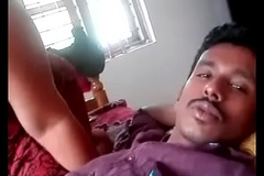 South Indian aunt sucking horseshit of her guy