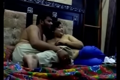 Indian Milf Orchestrate Coitus