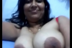 Indian Milf Dimple - Affixing 2