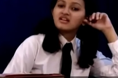 Legal age teenager indian crammer ungentlemanly removing her crammer threads Affixing 1- pornvala.com