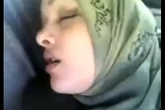 muslim hijab sex in motor