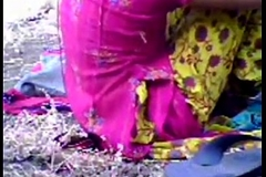 Telugu indian drilled by abode owner