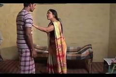 Hot mallu aunty seduce her husband
