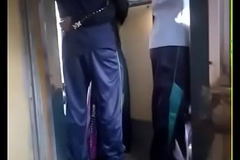 Desi Married Bhabhi affair exposed to Train in Bangladesh