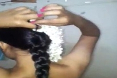 Nadhiyaa - Indian Desi Beauty Teen Eighteen